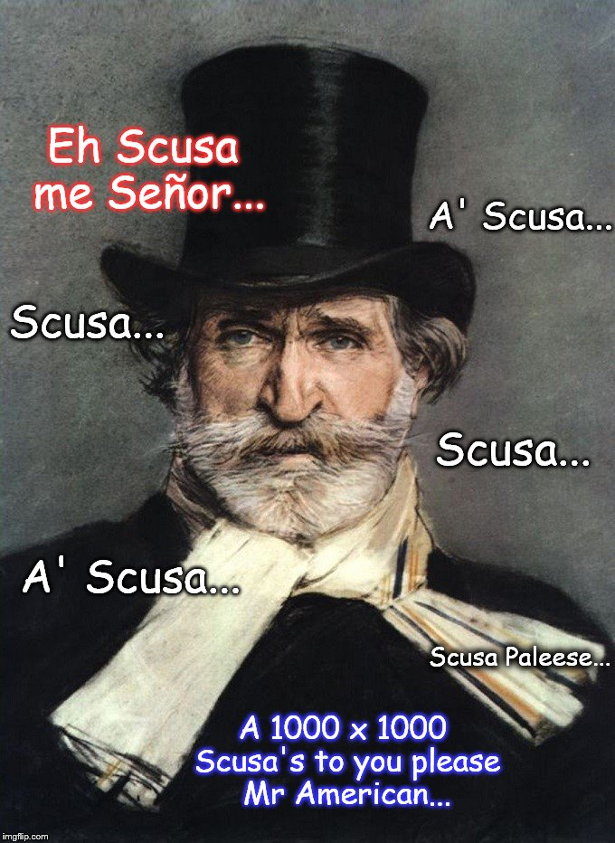 Italian American Scusa