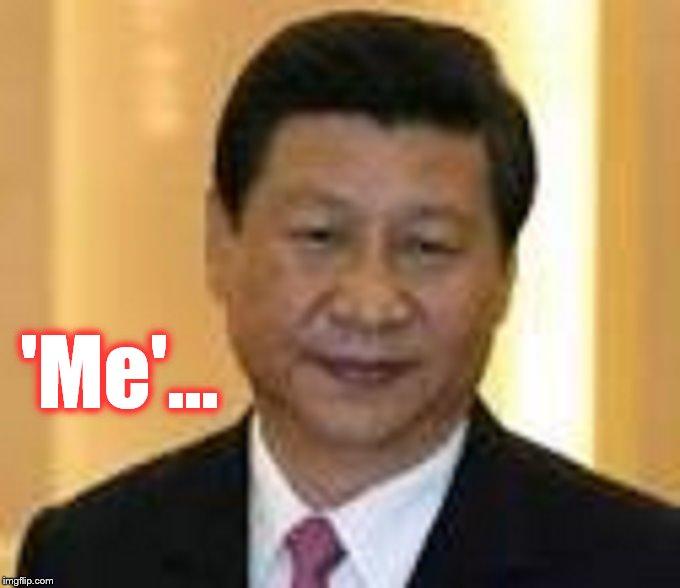 Jinping China Me