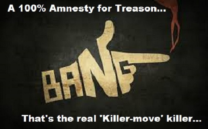 Mc Treason Amnesty KIller Move