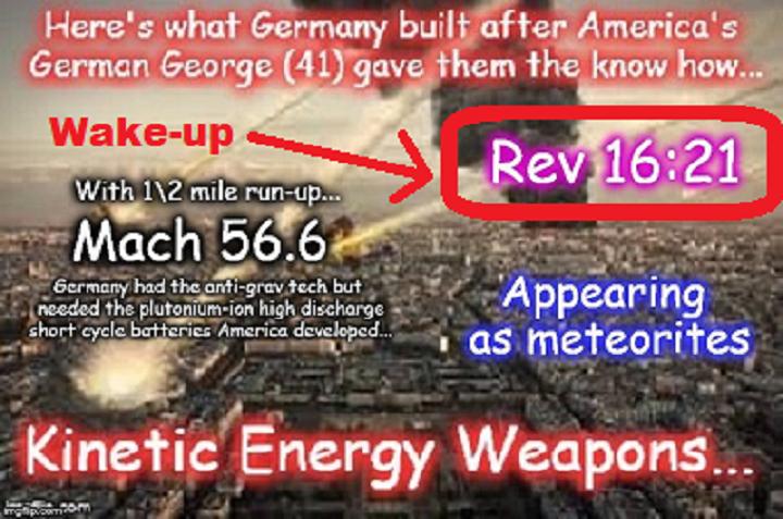 REV 16-21 Kinetic energy weapons