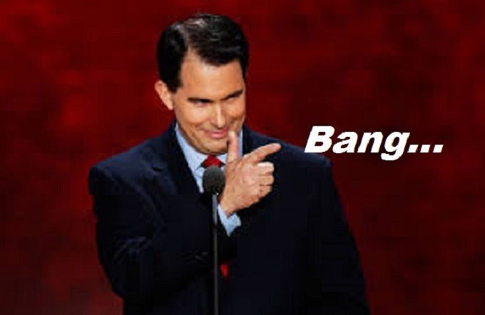 Scott Walker ~ Bang-Bang finger