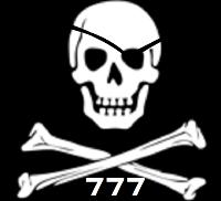 Skull and crossbones 200
