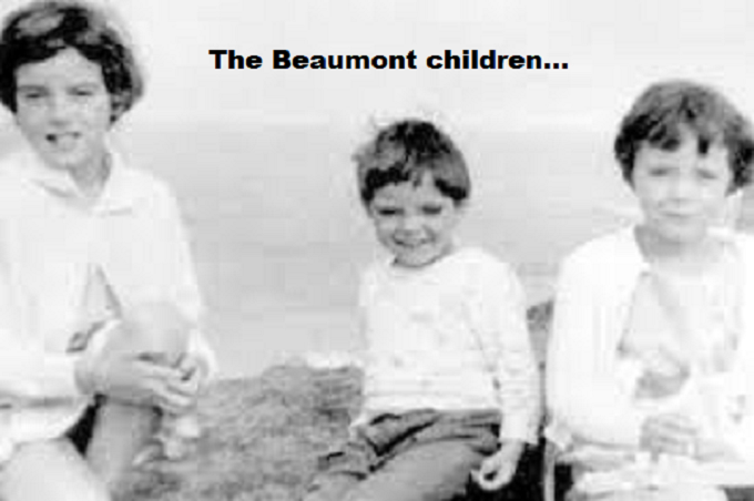 The Beaumont kids, Jane Anna and James