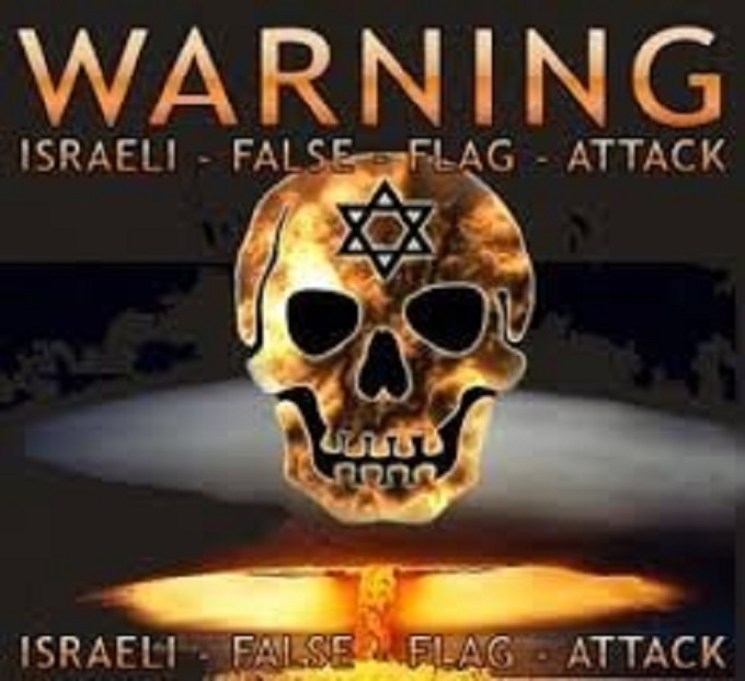 Warning gold-skull false flag Israeli