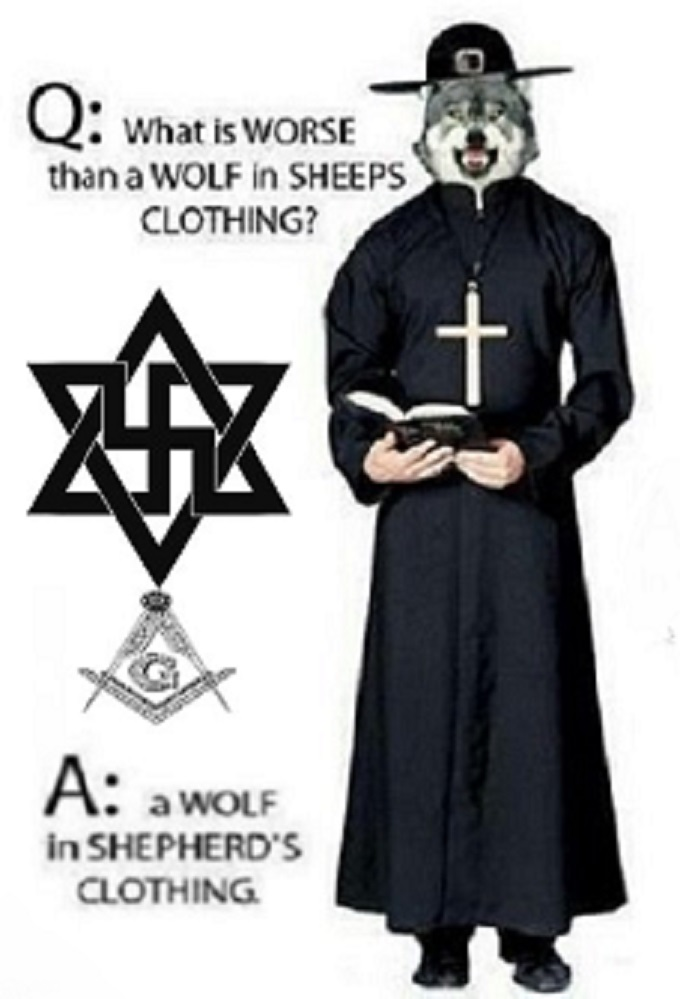 Wolf Mason Nazi BEST