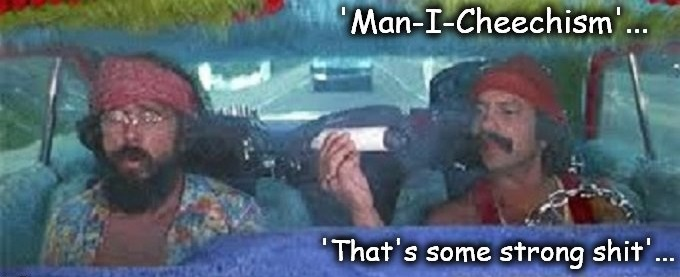 Chech and Chong ~ Strong shit
