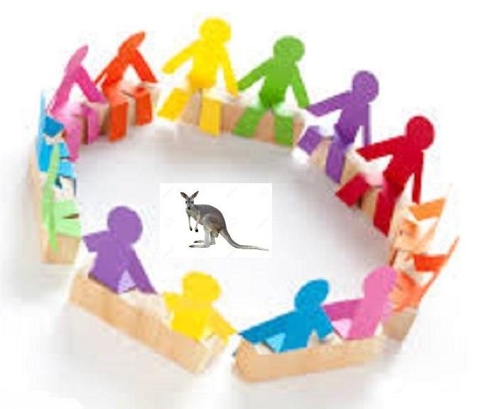 Group therapy Kangaroo