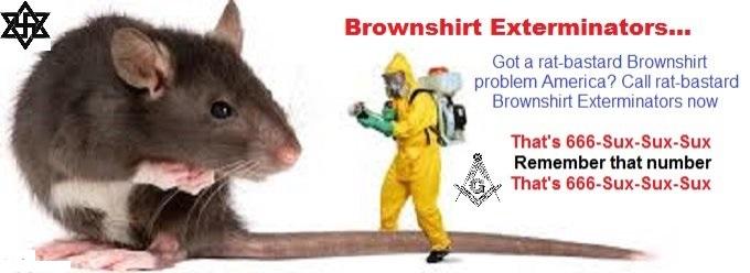Rat Bastard Brownshirt Investigators of America
