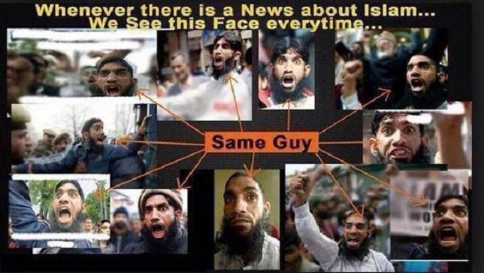 Same guy Muslim