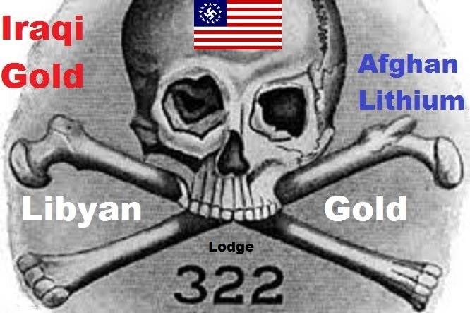 Skull and Bones LODGE 322 Iraqi Libyan gold Lithium NO Imgflip
