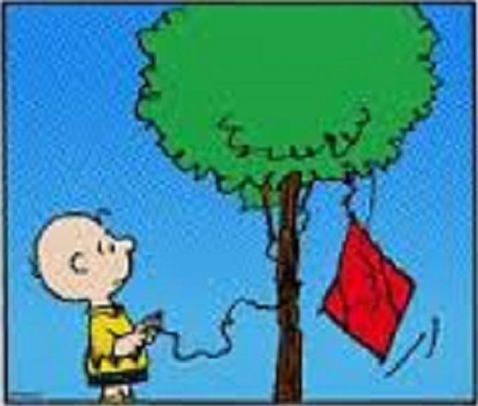 Snoopy Kite ~