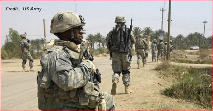 US Army Redit US Army