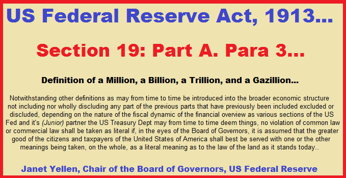 US Fed law of the Land red border