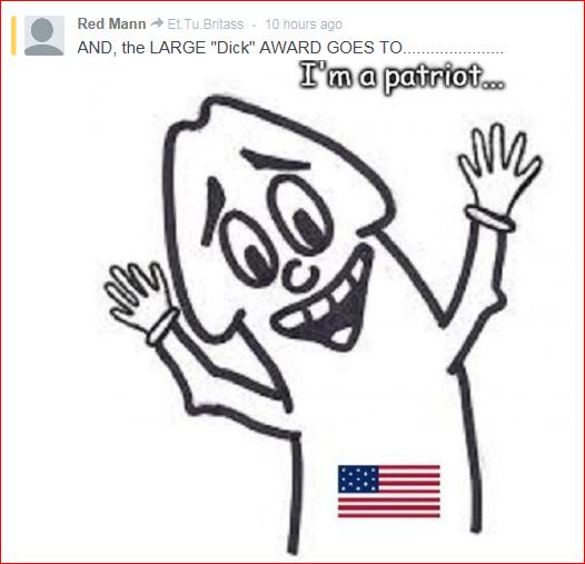 Your taxes large dcik award