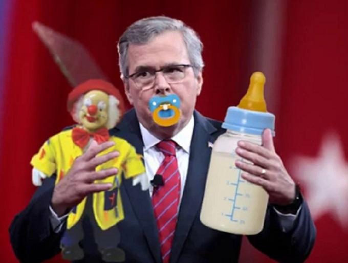 Baby Bush Jeb
