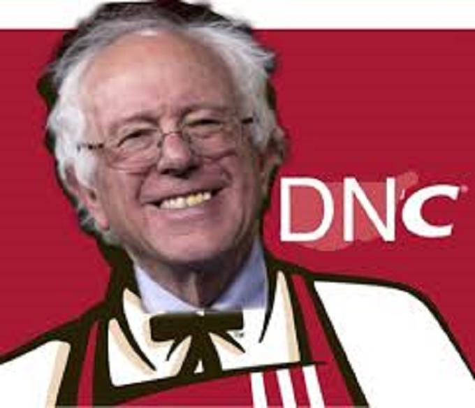 Bernie Sanders KFC DNC