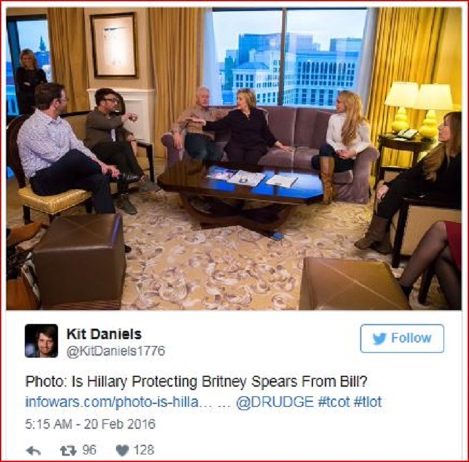 Britney Clinton