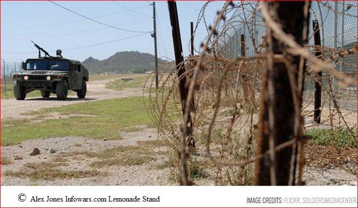 Guantanamo background Humvee