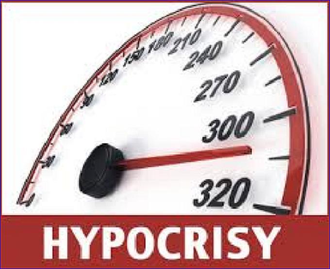 Hypocrisy LARGE
