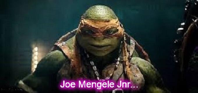 Joe Mengele Jnr ~