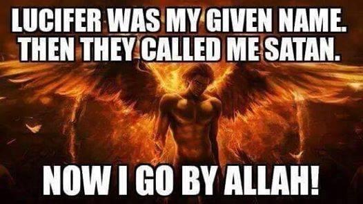 Lucifer Allah
