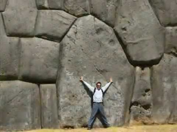 Megalith Cusco
