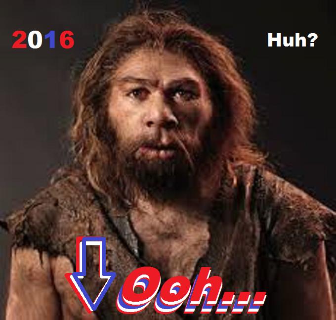 Neanderthal 2016 Huh Ooh