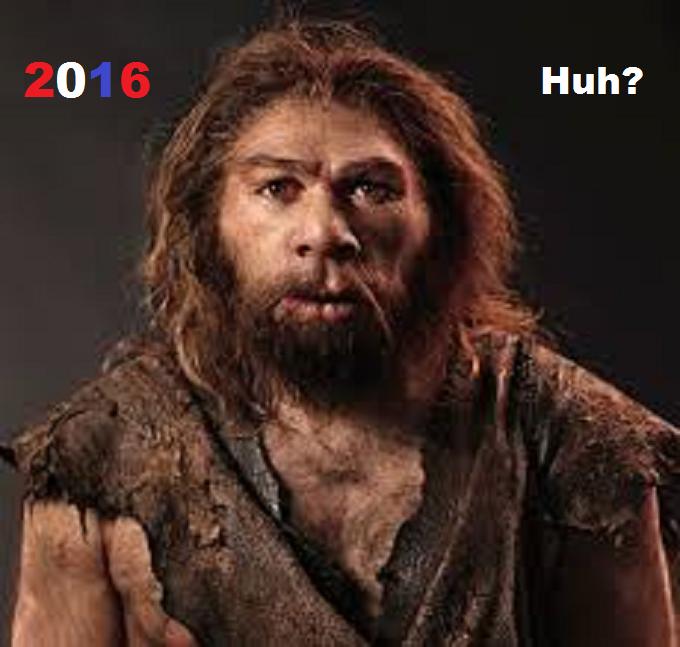 Neanderthal 2016 Huh