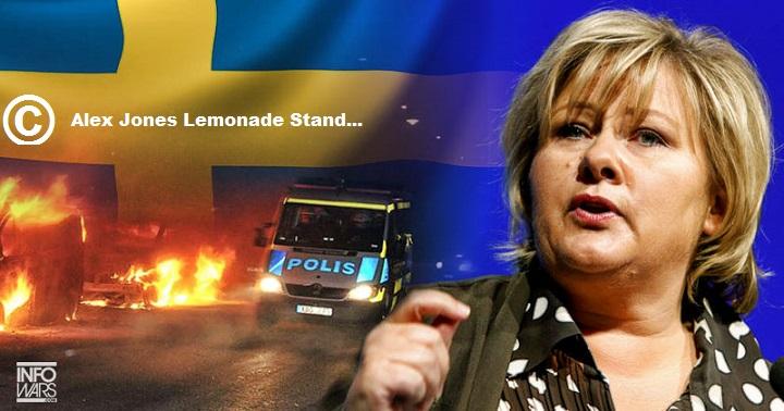 sweden-collapse Alex Jones Lemonade Stand