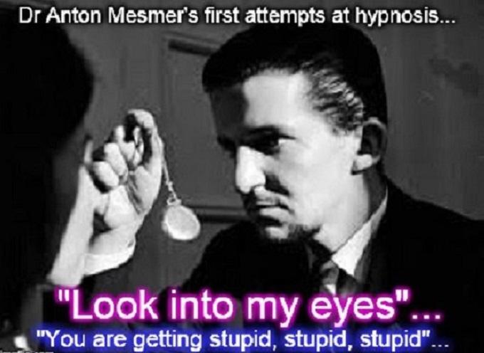 Anton Mesmer ~ Stupid, stupid, stupid ~ 560 ~