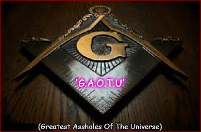 GAOTU Greatest Assholes Of The Universe