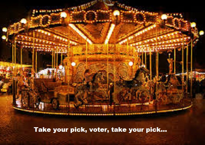 Merry Go Round TAKE YOUR PICK