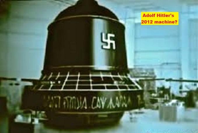 Nazi Bell 2012 machine