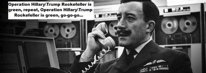 Peter Sellers Group Captain Operation Hillary-Trump