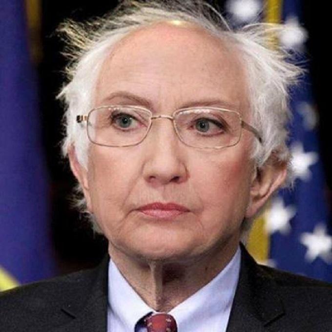 Sanders Hillary Mengele Eugenic
