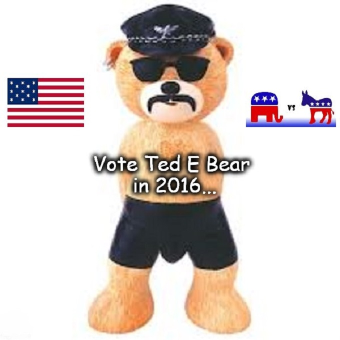 Ted E Bear 2016