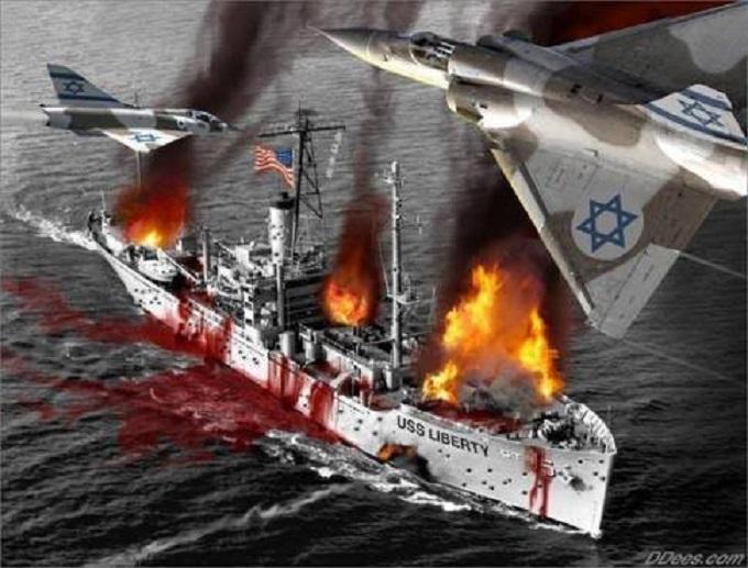 USS Libertyy Israeli Air Force