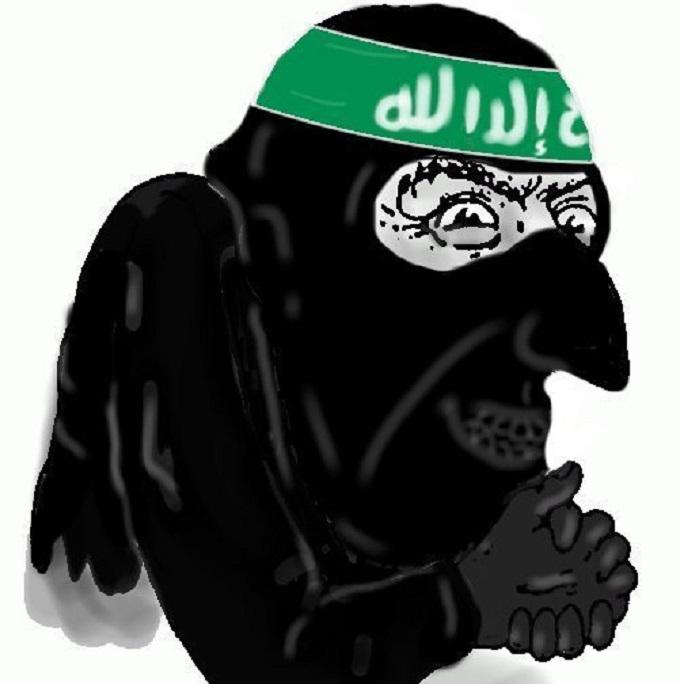 Big nosed Saudi Jew Muslim