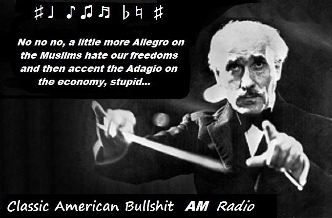 Conductor Classic American bullshit