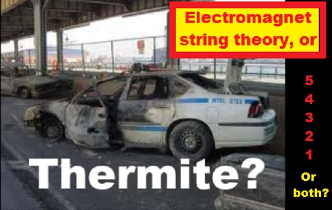 Cop Car No Thermite