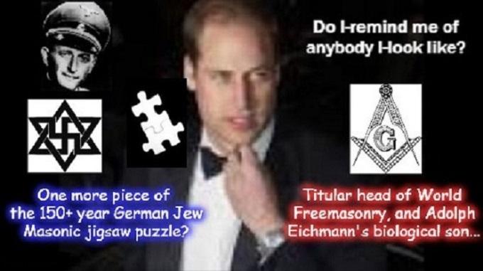 Eichmann Windsor jigsaw puzzle ~