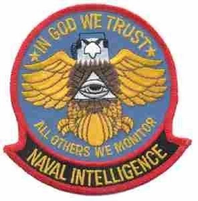 In god we trust Naval