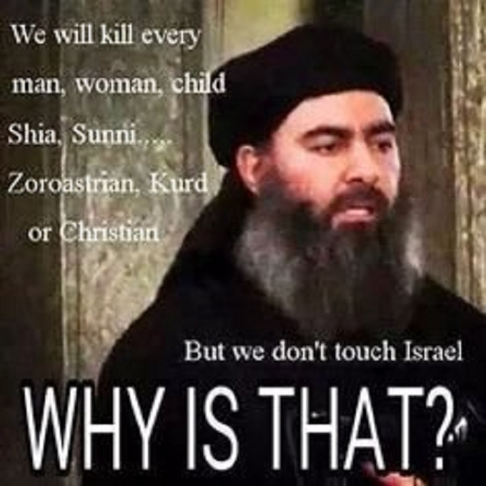 ISIS Israeli guy