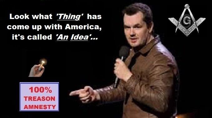 Jim Jeffries Idea Thing MASON