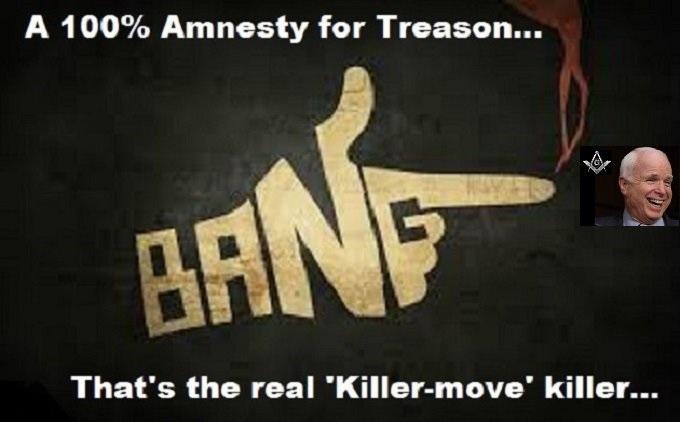 McCain Treason Amnesty Bang