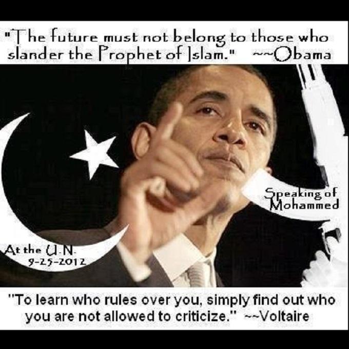 Obama Muslim UN