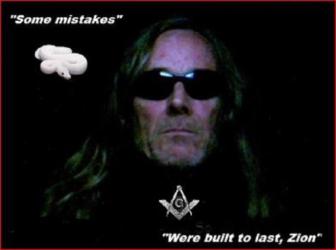 Robby Hades Snake Wisdom Zion Mistakes