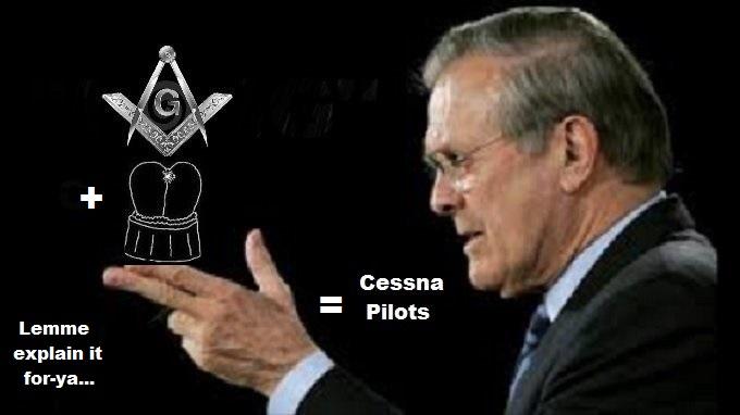 RUMMY ASS Cessna Pilots
