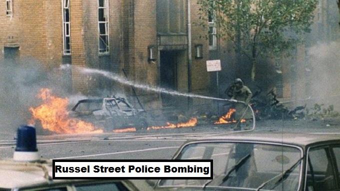 Russel Street Bombing