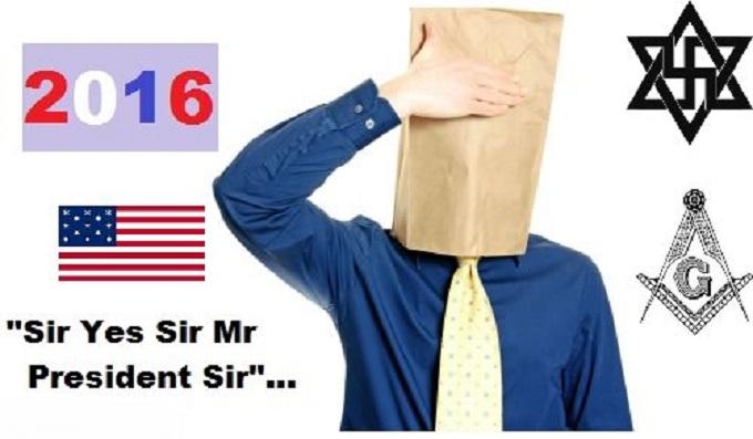 Sir Yes Sir Mason Nazi American flag